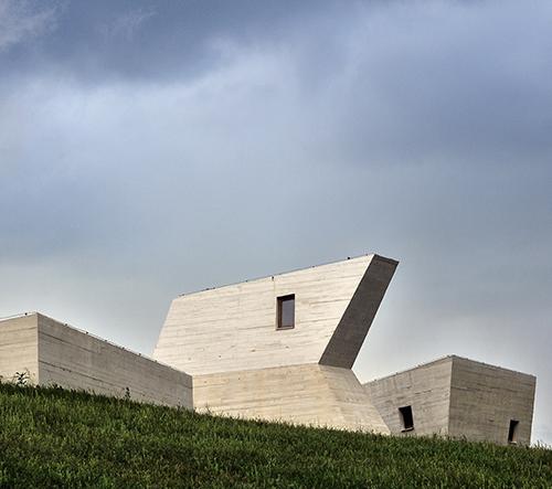 Zveme na výstavu Česká cena za architekturu 2017 v brněnské Galerii Architektury