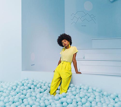 Color Factory představilo nápadnou barevnou sérií fotografií podněcující představivost a kreativitu