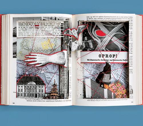 Staré knihy dostaly nový život díky firmě Kunstrukt