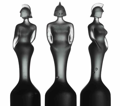 Český Lasvit vyrobil prestižní trofeje BRIT Awards