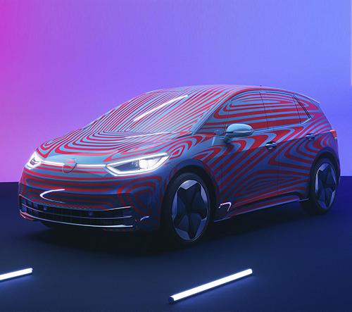 Volkswagen představil svůj první masově vyráběný elektromobil ID.3