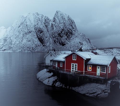 Objevte krásy norské přírody s fotografem Evenem Tryggstrandem