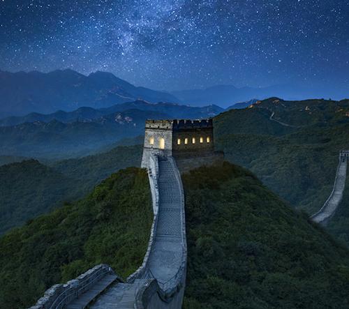 Díky Airbnb můžete strávit noc na Velké čínské zdi!