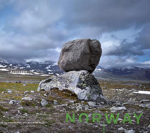 ZVEME NA VÝSTAVU ARTSCAPE NORWAY V GALERII ARCHITEKTURY BRNO