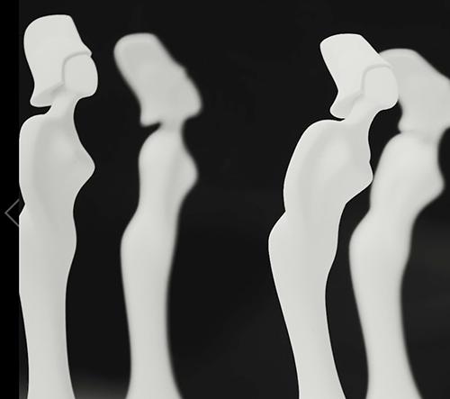 Vítězové Brit Awards 2017 dostali zvlněné sošky od Zahy Hadid