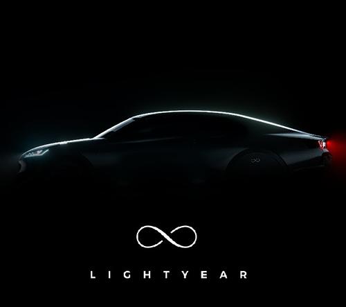 Lightyear One je první elektrické osobní auto na solární pohon