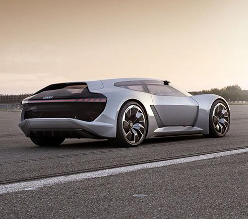 Audi představilo elektrický koncept PB18 e-tron