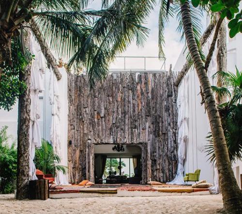 Jedna z mexických vil Pabla Escobara byla zrenovována na luxusní hotel