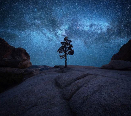 Fotograf Derek Sturman vyfotil svou vysněnou Mléčnou dráhu