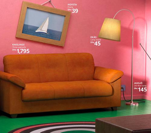 IKEA VYTVOŘILA SPECIÁLNÍ KOLEKCE NÁBYTKU ZE SERIÁLŮ PŘÁTELÉ, SIMPSONOVI A STRANGER THINGS