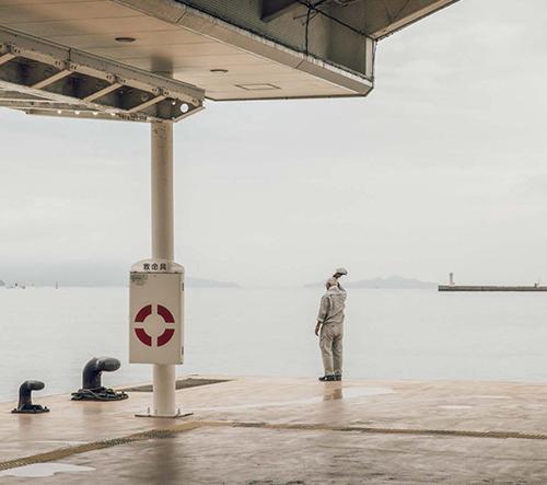Carles Carabí zachytil na svých fotkách každodenní život v Japonsku