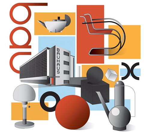 Bauhaus slaví sto let. Ikonické produkty, které neztratily nic na své kráse ani dnes