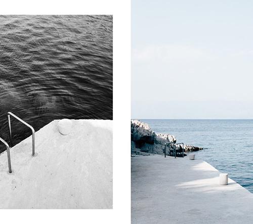 Fabian Rettenbacher zachycuje svojí cestu po ostrově Hvar