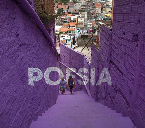 Boa Mistura proměnili uličky Sao Paula na barevnou pastvu pro oči