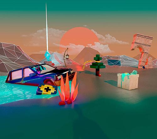 Londýn uspořádal velkou výstavu designu nejvýznamnějších videoher od roku 2000