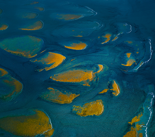 Fotografka zachytila dechberoucí krásy africké Namibie