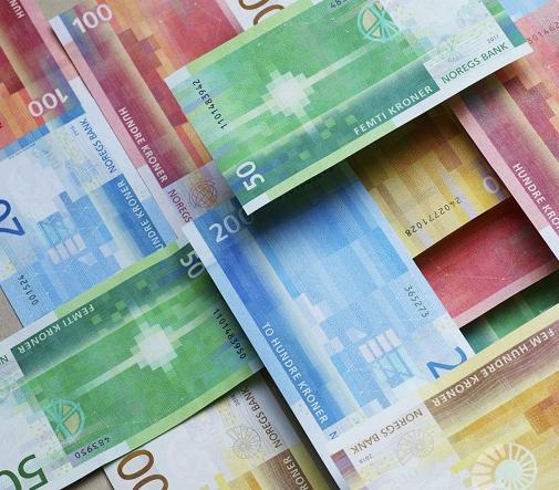 Norsko má nové futuristické bankovky podle návrhu od studia Snøhetta
