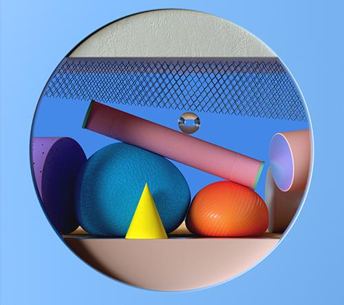 Studio Elmo navrhlo pro Logitech hravé a barevné animace