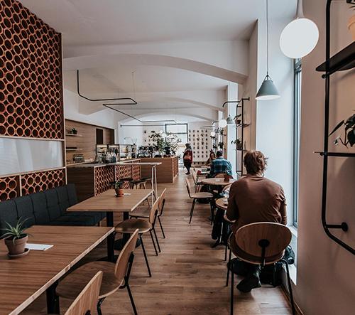 Pražské Nusle lákají na nově otevřenou kavárnu s výběrovou kávou Typika