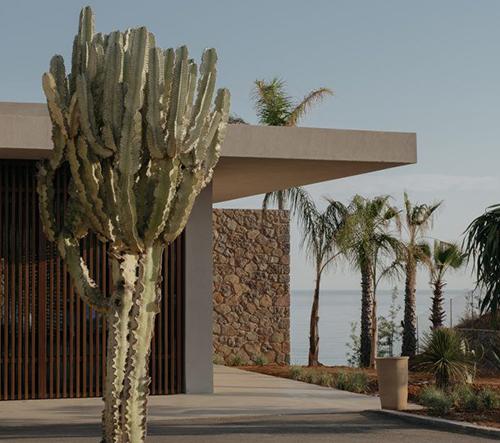 Rezidence Casa Cook na Krétě je minimalistické ubytování vyladěné do posledního detailu