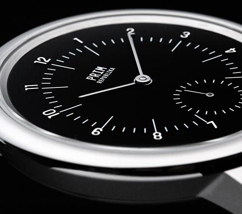 Olgoj Chorchoj a Marvil navrhli minimalistické hodinky Prim Republika