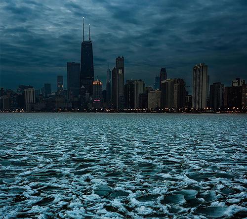 Mike Meyers zachycuje melancholii města Chicago