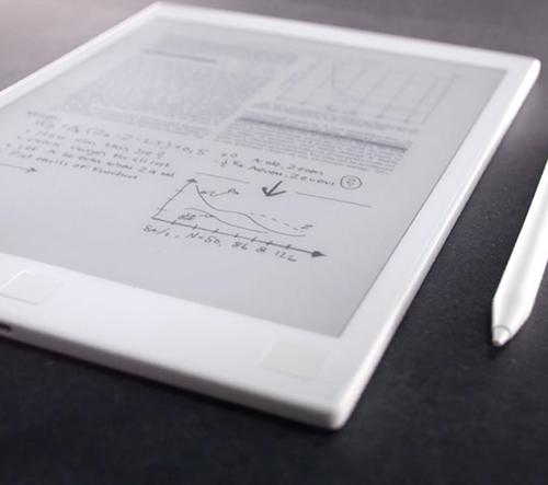 reMarkable je tablet s elektronickým papírem na čtení i kreslení
