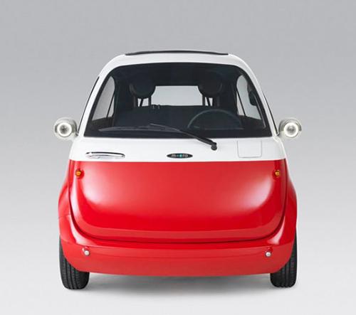 Microlino je roztomilý miniaturní elektromobil, který brzo zaplní evropské ulice