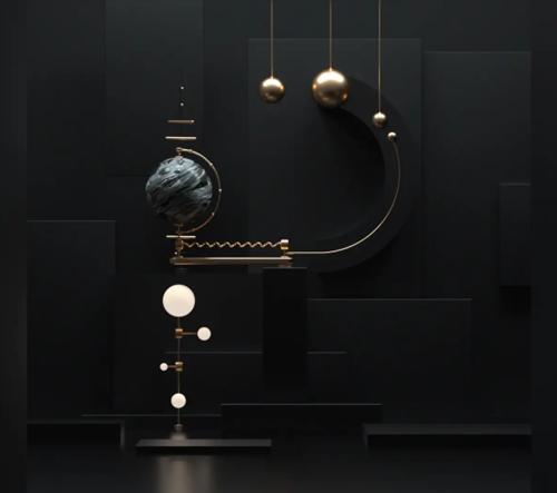 Studio Mr. Kaplin vytváří dechberoucí typografické motion animace
