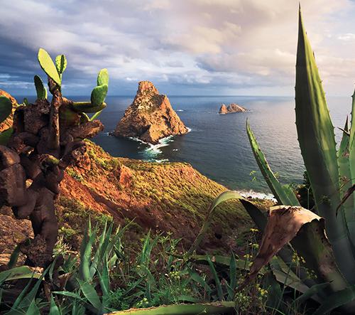 Fotograf Lukas Furlan zachytává krásu Kanárských ostrovů