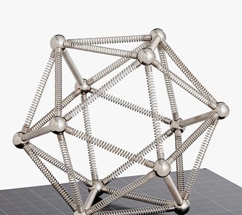 Mola Model je hravá výuková stavebnice pro budoucí architekty a inženýry