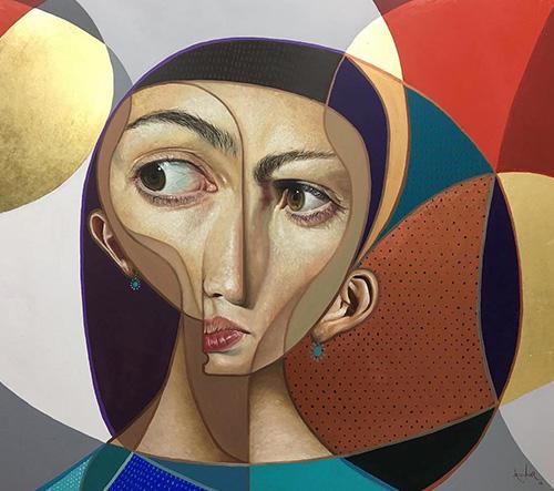 Španělský street artista Belin kreslí nápadité kubisticko-realistické muraly