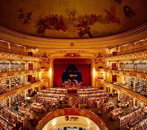 Nejoriginálnější knihkupectví světa, které stojí za návštěvu