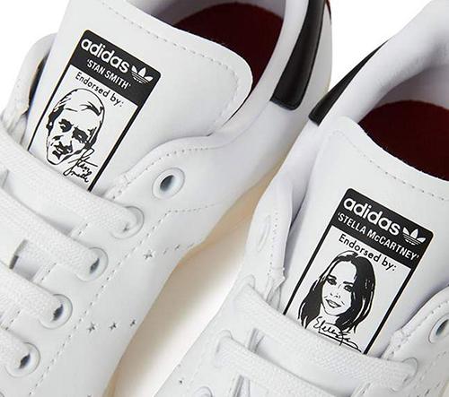 Stella McCartney a Adidas představili veganský model tenisek Stan Smiths