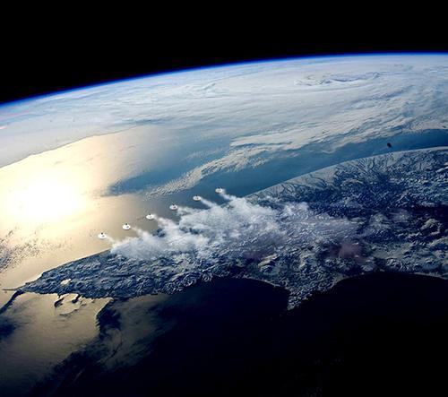 PARQ je nový koncept parních vulkánů, které zabraňují globálnímu oteplování