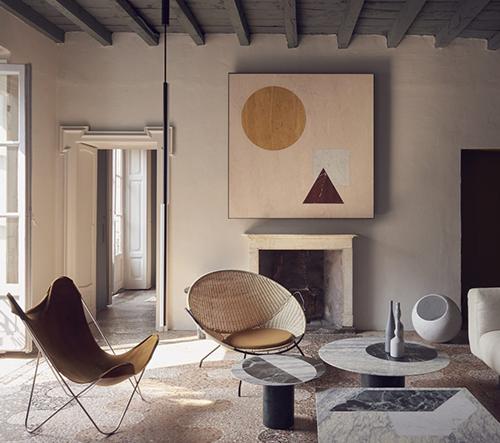 Gabriele Salvatori představuje své úchvatné bydlení plné lásky k mramoru