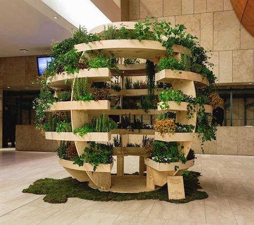 Vyrobte si vlastní skleník díky společnosti Ikea