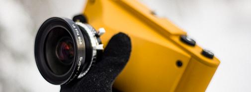 Paul Kohlhaussen vytvořil plně funkční 3D tištěnou kameru