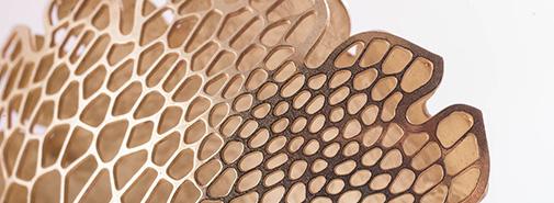 Corollaria je nová kolekce šperků inspirována buněčnými strukturami od studia Nervous System