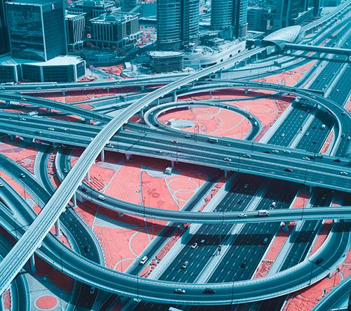 Paolo Pettigiani fotí infračervné záběry velkoměst
