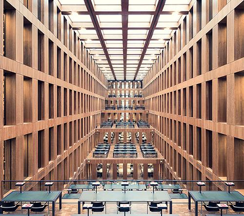 Thibaud Poirier fotografuje nejkrásnější architektonické ráje literatury
