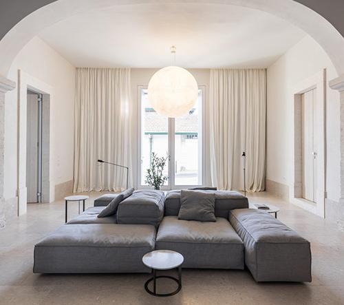 V Lisabonu proměnili starý historický palác z 18. století v elegantní hotel