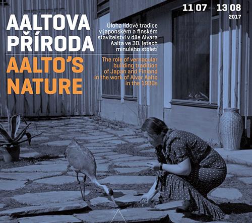 Zveme na výstavu Aaltova příroda