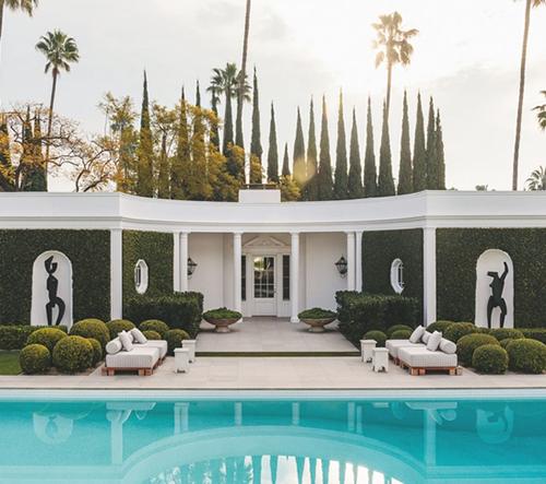 Designérka interiérů Kelly Wearstler ukazuje svou rezidenci v Los Angeles