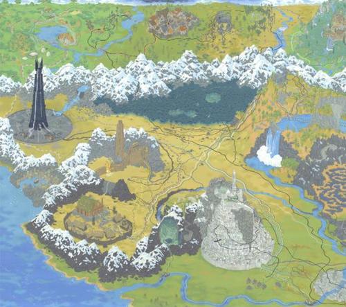 Prohlédněte si neuvěřitelně detailní mapy filmů i s pohybem všech postav