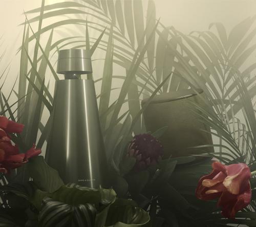 Bang & Olufsen uvádí kolekci reproduktorů Harmonies v zelené barvě