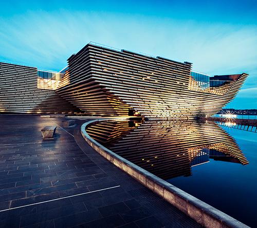 Skotsko brzy otevře své první designové museum