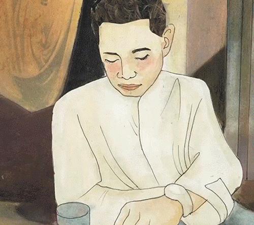 Cao Shu vytvořil minutové video historie umění