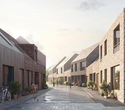 EFFEKT rozšíří nejstarší dánské město Ribe moderní a vkusnou čtvrtí