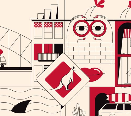 Linn Fritz vytvořila skvělou reklamu pro KFC